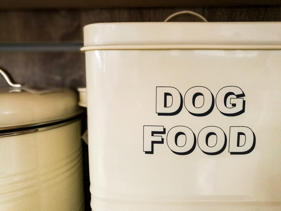 best selling dog food